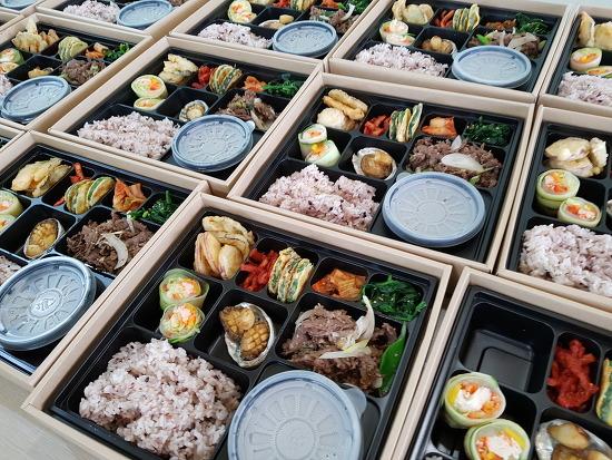 #179 위덕대 Link사업단 & 기쁨의교회 식사도..