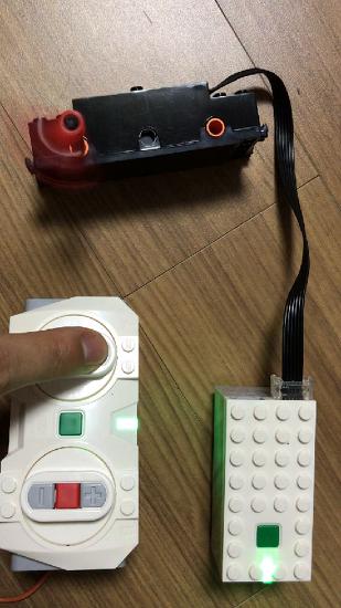 레고 신규 수신기 동영상