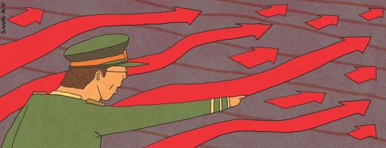 군부는 문 대통령의 '절치부심'을 이해하고 있는가