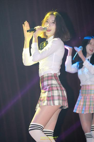포켓걸스 (Pocket Girls) 강서 어르신 사랑방 노래자랑 강서구민회관 2