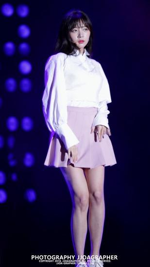 [직캠] 181013 2018 울산-구마모토 우정 콘서트 라붐