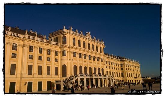 쇤브룬 궁전 - 비엔나 여행기 (Schonbrunn Palace, Vienna)