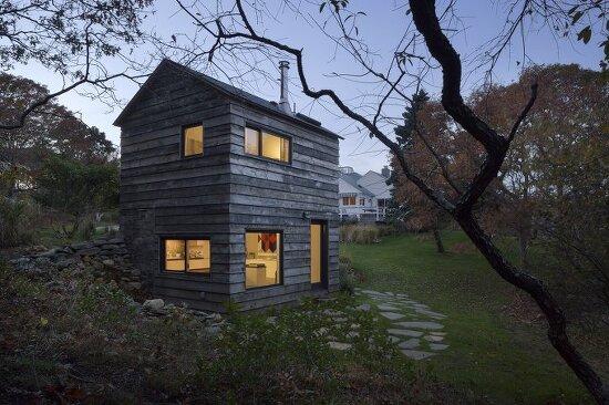 * 주택의 주차장보다 작지만, 알찬 마이크로 오두막집-[ BC-OA ] Micro-Cabin