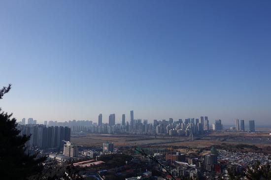 인천 청량산 산행과 전국 산악회 회장단 이 취임식