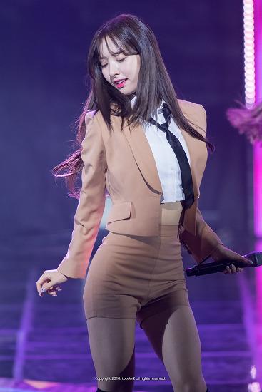 우주소녀(WJSN, 宇宙少女), 보나 (BONA): 업치락(UP! CHEER! 樂) 콘서트