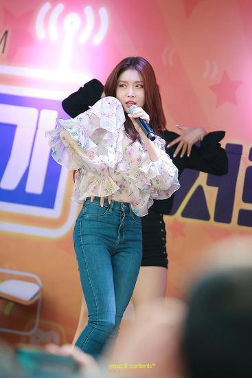 청하 컬투쇼여기콘서트 신촌 연세로 스타광장