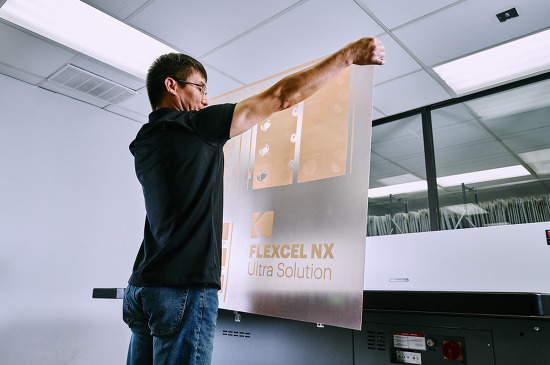 """""""플렉소의 변신""""이 새로운 국면에 접어들다:  코닥, 판도를 바꿀 KODAK FLEXCEL NX Ultra Solution발표"""