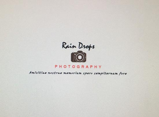 사진관 로고