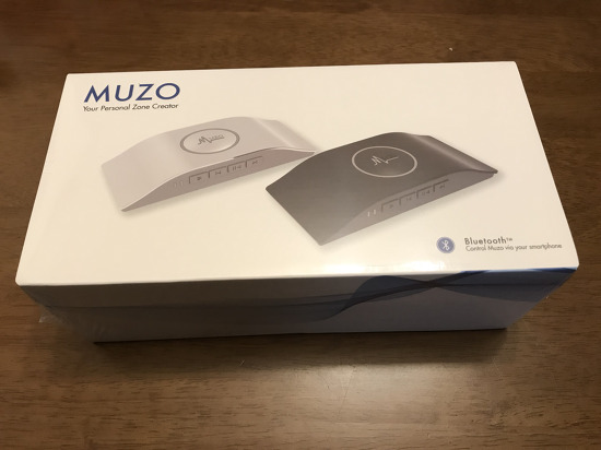 Muzo - White noise generator. (Terrible)