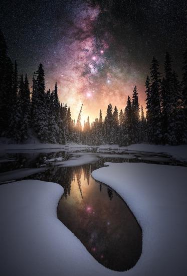 꿈결같은 지구의 밤풍경을 담는 사진작가 Daniel Greenwood