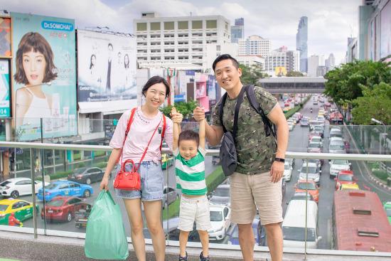 2018년 태국 여행 -2 (MBK센터, 짐톰슨하우스)