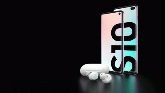 삼성 - 더 빠르고 슬림해진 갤럭시 S10e / S10 / S10+ 및 접이식 스마트폰 갤럭시 폴드 공개