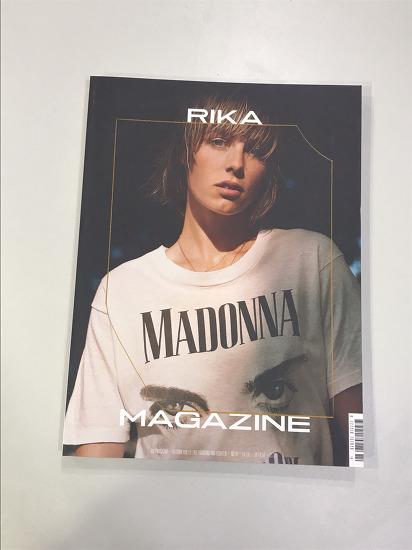 [MAGAZINE] RIKA MAGAZINE Vol.18