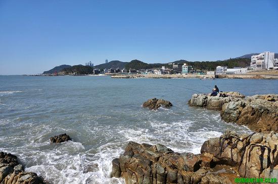 [부산] 해파랑길 2코스 :  미포 ~ 송정해변 ~ 해동용궁사 ~ 대변항
