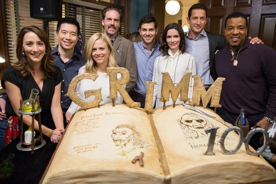 [Grimm, 2012~2017, TV Series]