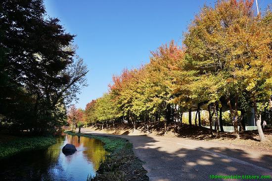 부천둘레길 3코스 : 송내역 ~ 원천공원 ~ 시민의 강 ~ 굴포천 ~ 봉오대로