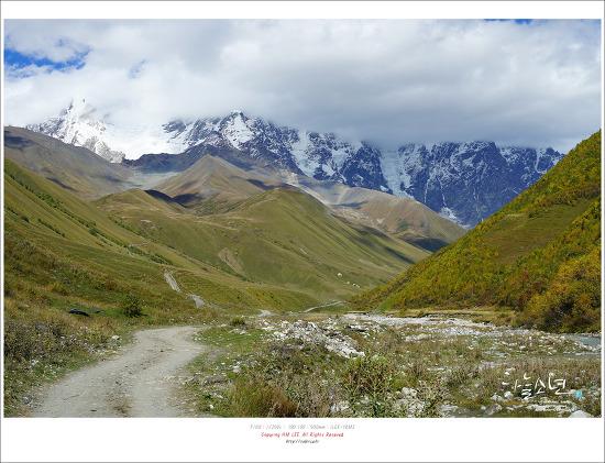 조지아 여행 - 슈카라 빙하 (Shkhara Glacier) 트레킹