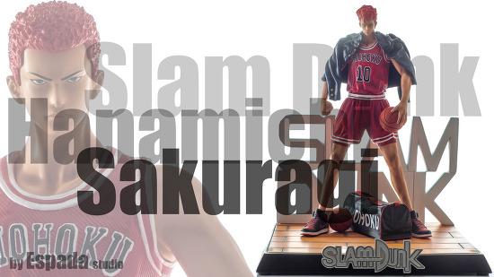 slam dunk hanamichi sakuragi 1/6 statue by espada / 에스파다 슬램덩크 강백호(사쿠라기 하나미치)
