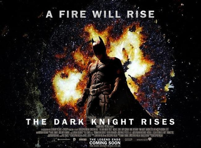 [다크나이트 라이즈] 히어로 영화중에서 가장 심오한 히어로 영화.