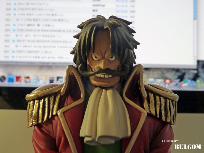 반프레스토 원피스 경품 - D의 칭호, 해군