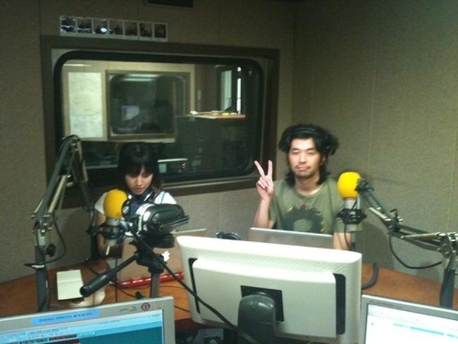 오픈마이크11탄 소리바다의 미투데이 미녀와 트워터 미남을 만나다.