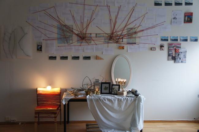 Open Studio Exhibition_ Addicted Memory: Bergen