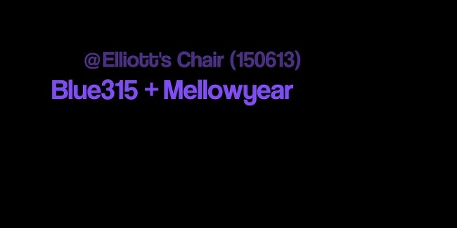 [Live] 방갈로 - 멜로우이어 Mellowyear Live at Elliott's Chair (20150613)