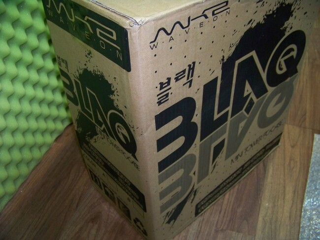 MK2 BLAQ 간단개봉기 및 조립
