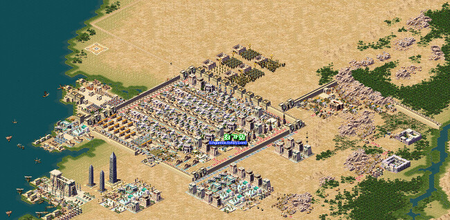 Pharaoh 23B. Byblos - Expansion and Conquest