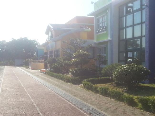 물메 초등학교 -수산리