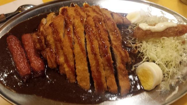 토론토 다운타운 일본 카레집 - GYUGYUYA Curry