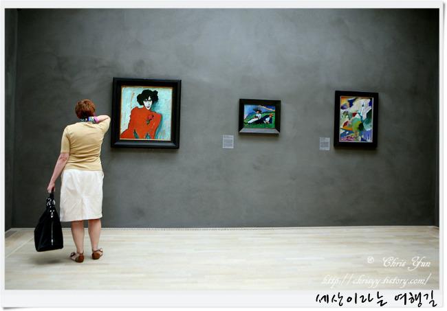 미술관 산책