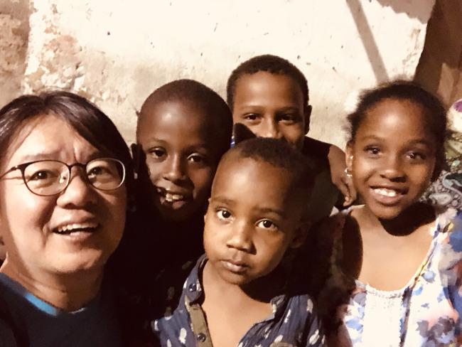 잔지바르, 천국의 아이들