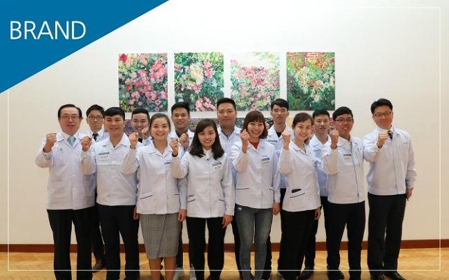신도리코 VINA 하노이공장 연수 프로그램 진행