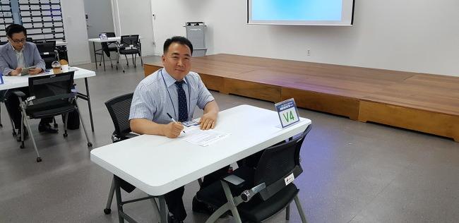 YSM마케팅컨설팅 윤수만 대표 멘토링 및 강의사진