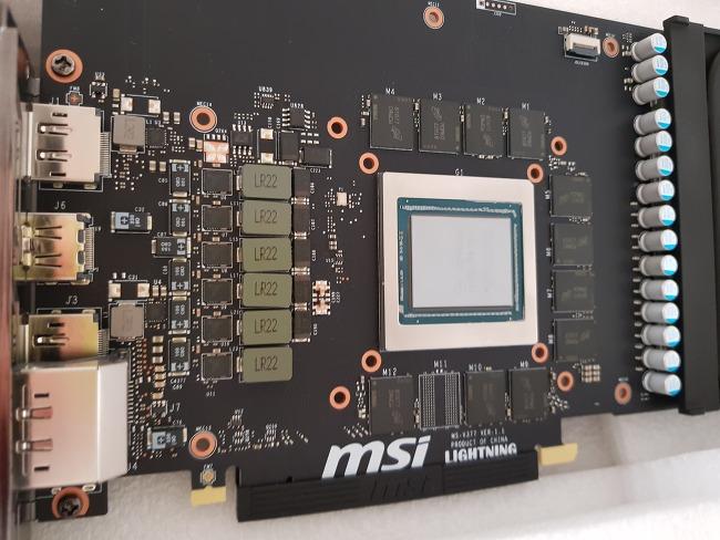 MSI RTX 2080Ti Lightning