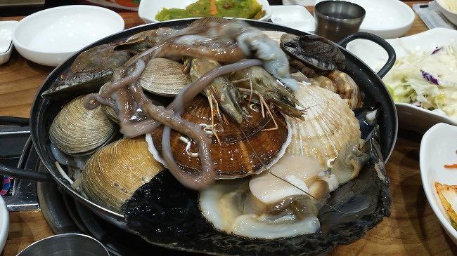 [신몽돌 해물탕]-해물탕과 해물찜
