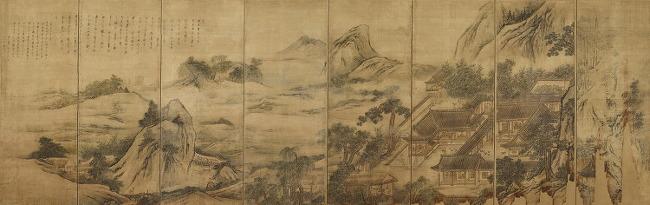 보물 제2000호가 된 김홍도의 작품은?