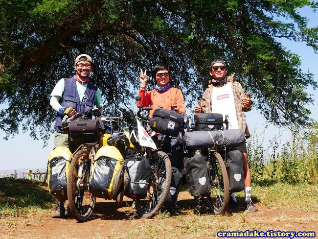 자전거 세계여행 ~2640일차 : 만신창이가 되어 탄자니아를 떠나다