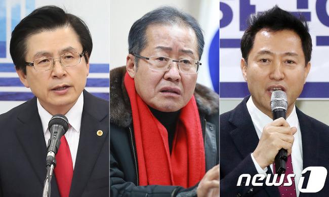 잇따른 악재에 신음하는 한국당..이러다 '도로..