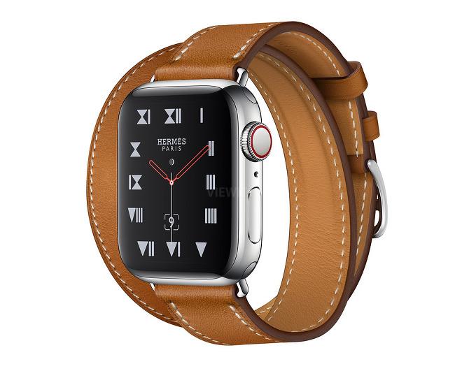 [스마트워치] 애플 워치 에르메스 시리즈 4 40mm(Apple Watch Hermes Series 4 40mm)
