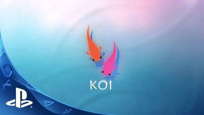 [게임리뷰&공략] 잉어(코이/KOI) - 100% 트로..