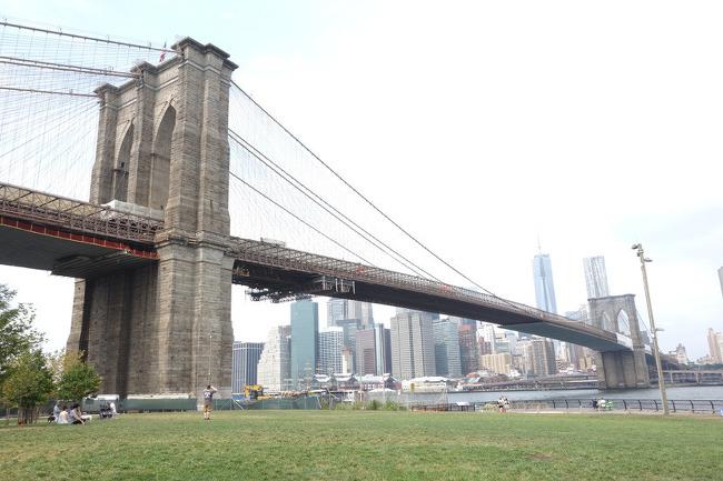 브루클린 브릿지와 맨해튼 브릿지 주변