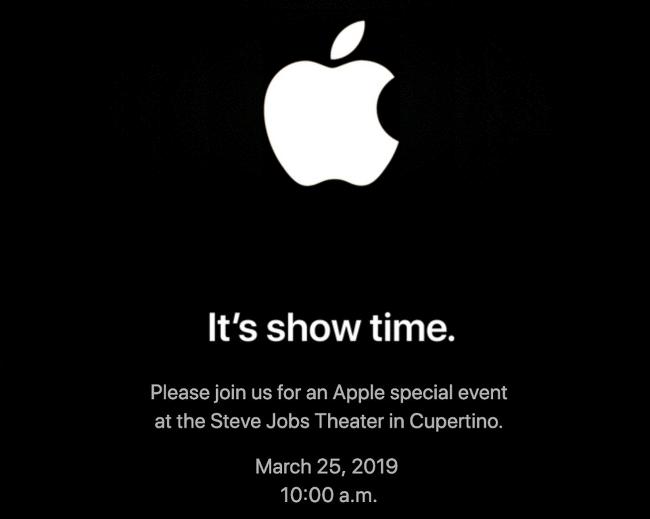 애플의 봄 이벤트(3/25), 새로운 제품 쏟아지나?