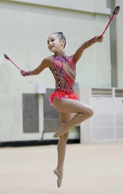 제2회 국토 정중앙배 전국 초등학교 체조대회 및 2018년도 전국 꿈나무 리듬체조 대회