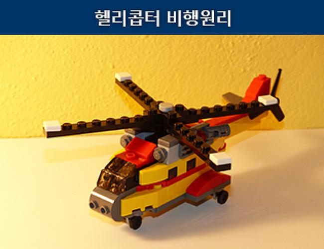 [생활 속 무기원리] 작다고 무시 노노~! 헬기 꼬리날개에 숨겨진 비밀은?