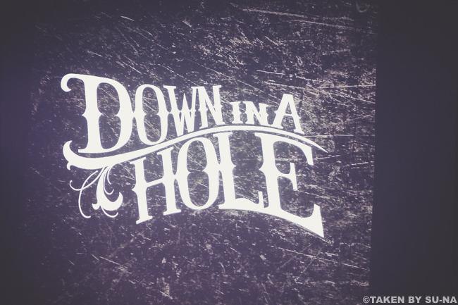 [공연사진] Down in a hole 다운인어홀 단독공연 01 @Rolling stones