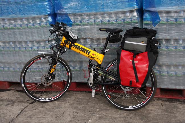자전거 여행 중간 정리