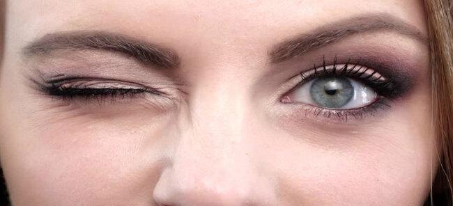 왜 눈을 깜빡여도 연속적인 장면으로 보일까?