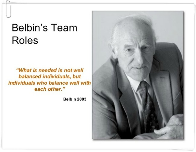 2010 Management Teams by Meredith Belbi..